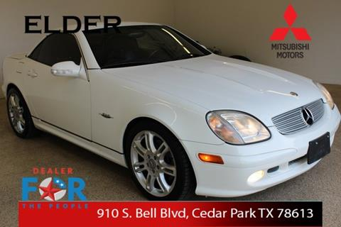 2004 Mercedes-Benz SLK for sale in Cedar Park, TX