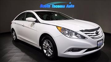 2013 Hyundai Sonata for sale in Tacoma, WA