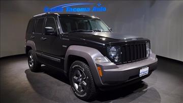 2011 Jeep Liberty for sale in Tacoma, WA