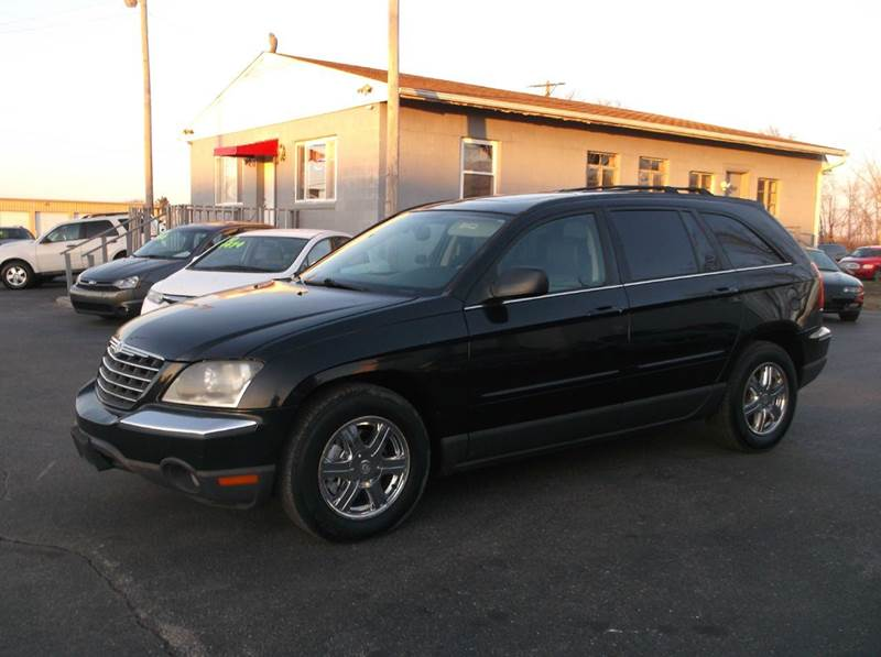 2006 Chrysler Pacifica Awd Touring 4dr Wagon In Troy Oh