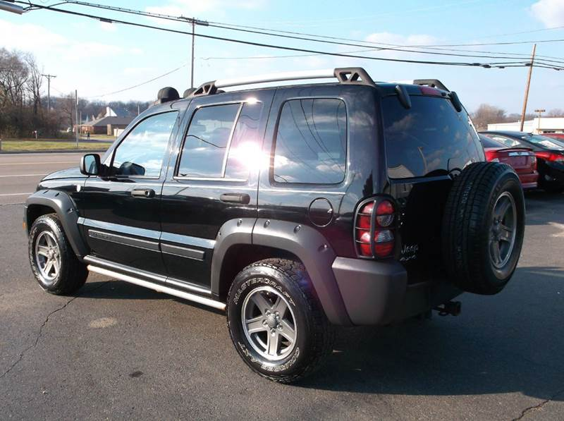 2005 Jeep Liberty Renegade 4wd 4dr Suv In Troy Oh
