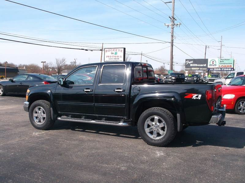 2010 chevrolet colorado 4x4 lt 4dr crew cab w 2lt in troy. Black Bedroom Furniture Sets. Home Design Ideas