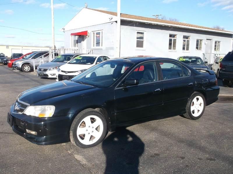 2003 Acura Tl 3 2 Type S 4dr Sedan In Troy Oh Buckeye Motors