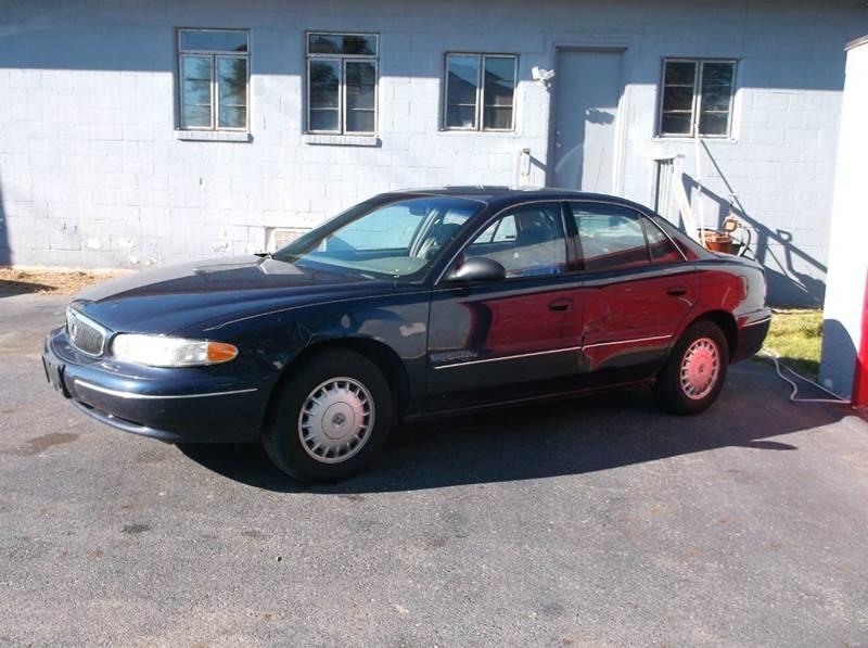 2001 buick century custom 4dr sedan in troy oh buckeye. Black Bedroom Furniture Sets. Home Design Ideas