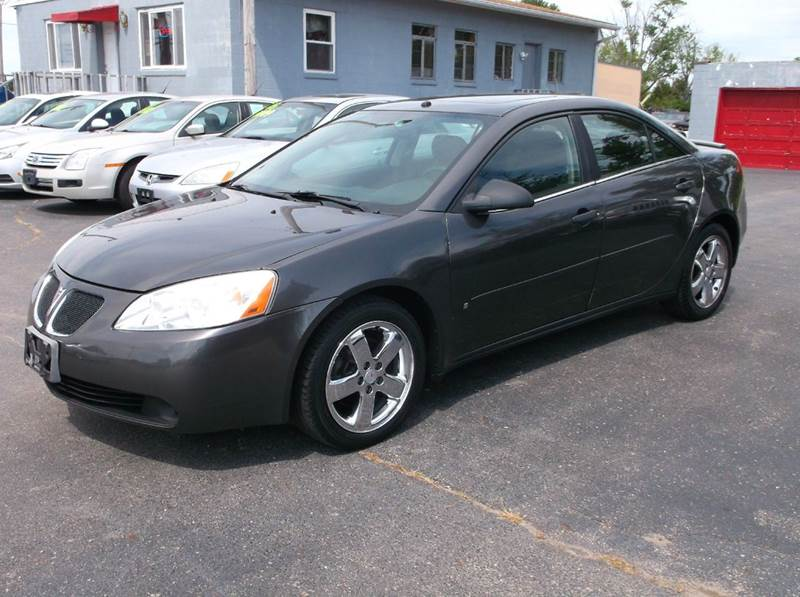 2006 pontiac g6 gt 4dr sedan in troy oh buckeye motors. Black Bedroom Furniture Sets. Home Design Ideas