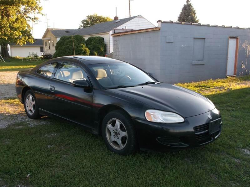 2002 Dodge Stratus Sxt 2dr Coupe In Troy Oh Buckeye Motors