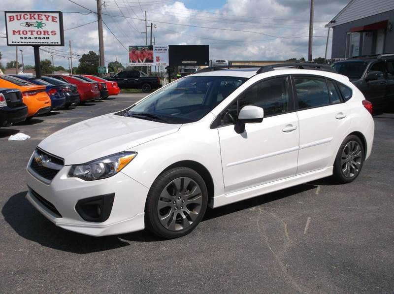 2014 subaru impreza awd sport limited 4dr wagon in troy oh buckeye motors. Black Bedroom Furniture Sets. Home Design Ideas