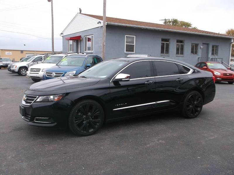 2014 Chevrolet Impala Ltz 4dr Sedan W 2lz In Troy Oh