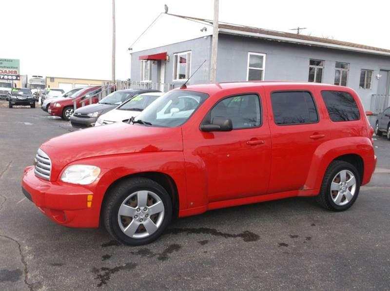2008 Chevrolet Hhr Ls 4dr Wagon In Troy Oh Buckeye Motors