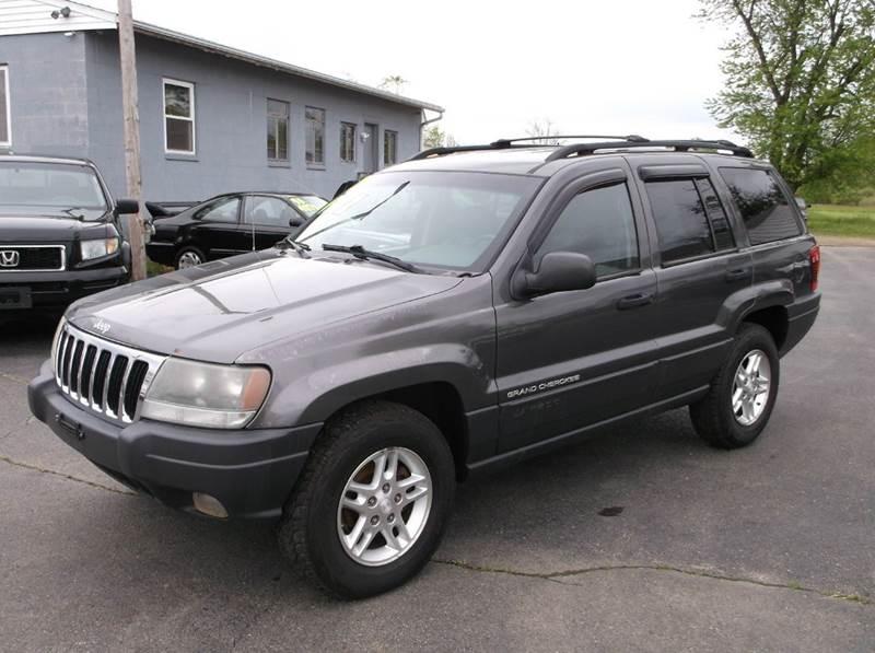 2003 jeep grand cherokee 4dr laredo 4wd suv in troy oh buckeye motors. Black Bedroom Furniture Sets. Home Design Ideas