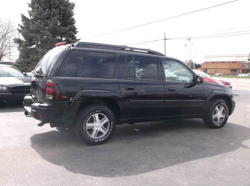 2005 Chevrolet Trailblazer Ext Lt 4wd 4dr Suv In Troy Oh