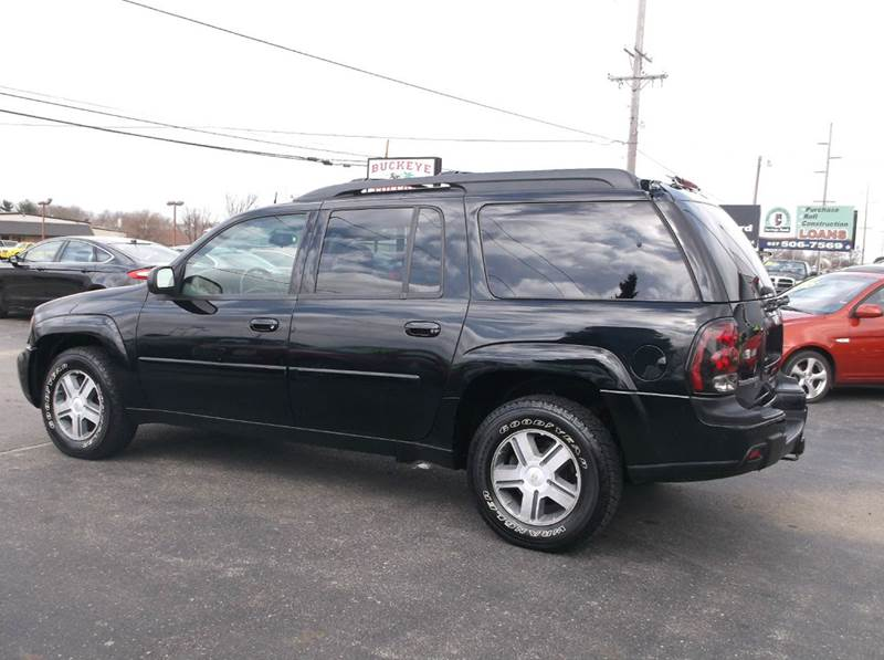 2005 chevrolet trailblazer ext lt 4wd 4dr suv in troy oh. Black Bedroom Furniture Sets. Home Design Ideas