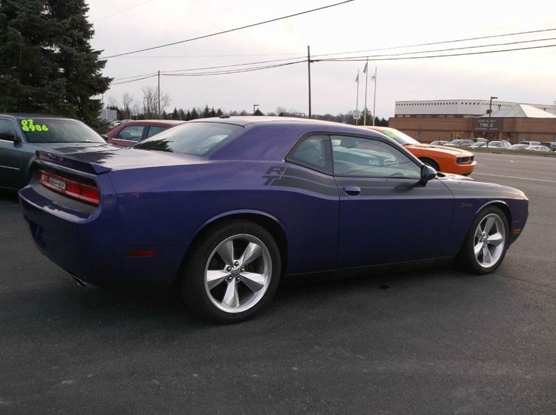 2014 Dodge Challenger R T Classic 2dr Coupe In Troy Oh