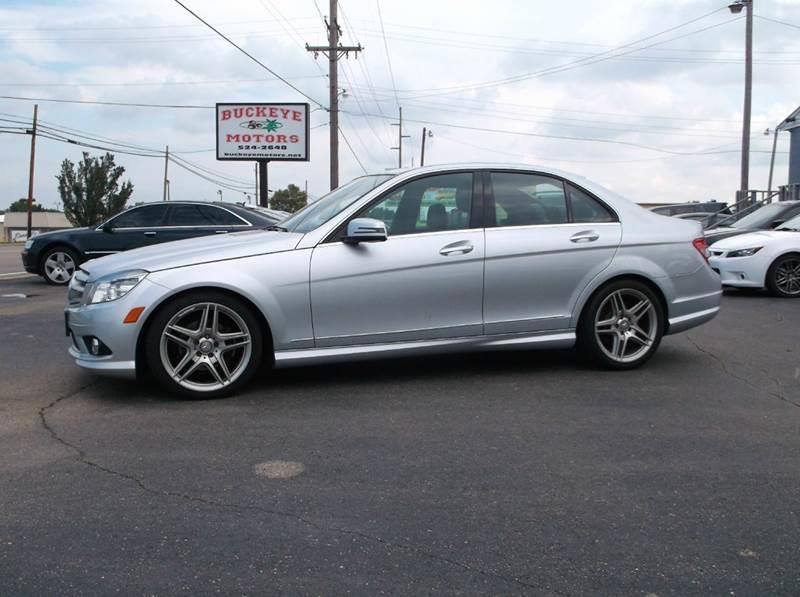 2010 mercedes benz c class c300 sport 4matic awd 4dr sedan for Mercedes benz c300 4matic 2010 price