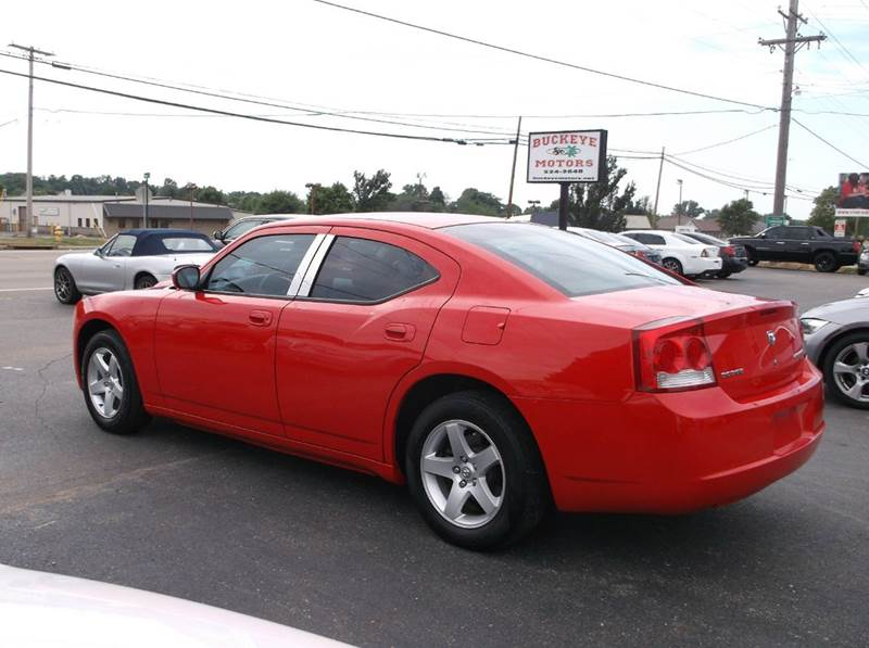 2010 Dodge Charger Se 4dr Sedan In Troy Oh Buckeye Motors