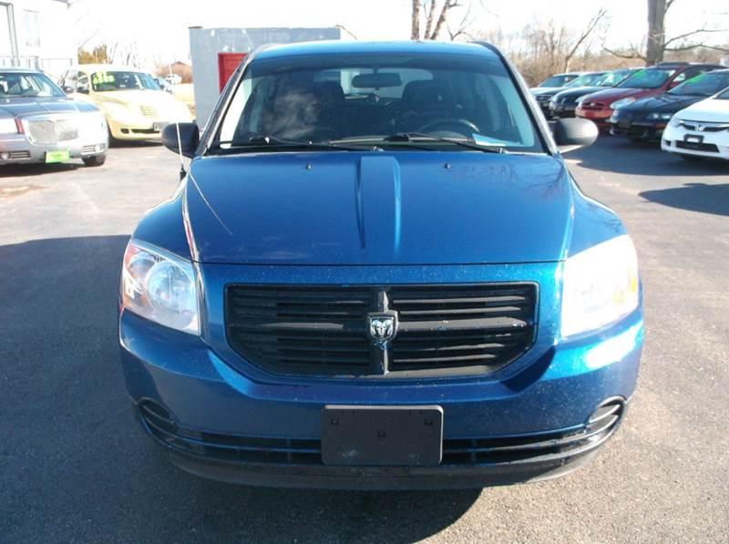 2009 Dodge Caliber Se 4dr Wagon In Troy Oh Buckeye Motors