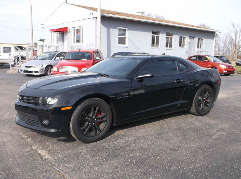 2014 Chevrolet Camaro Lt 2dr Coupe W 1lt In Troy Oh