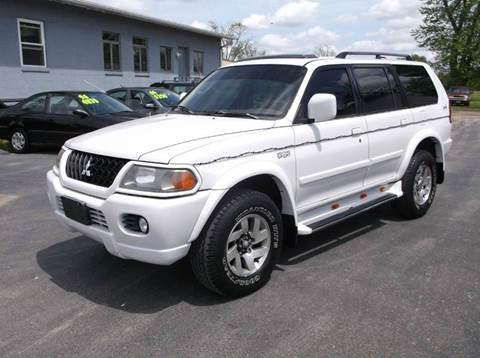 2002 Mitsubishi Montero Sport for sale in Troy, OH