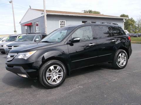 2008 Acura MDX for sale in Troy, OH