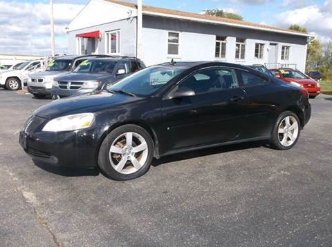 2006 Pontiac G6 for sale in Troy, OH