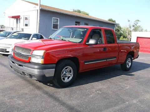 2004 Chevrolet Silverado 1500 for sale in Troy, OH