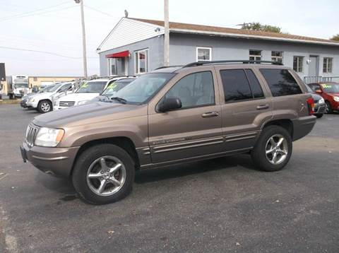 2002 Jeep Grand Cherokee for sale in Troy, OH