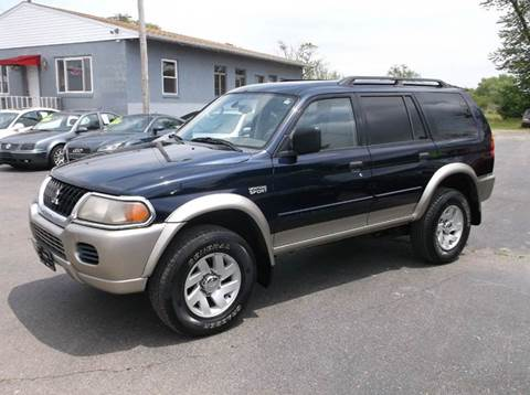 2003 Mitsubishi Montero Sport for sale in Troy, OH