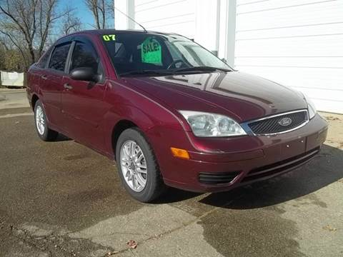 2007 Ford Focus for sale in Manawa, WI