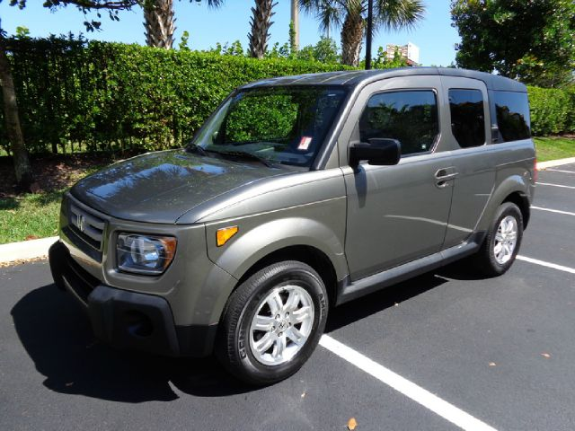 2007 HONDA ELEMENT EX 2WD AT metallic gray real clean 2007 honda element ex versitile suv featur