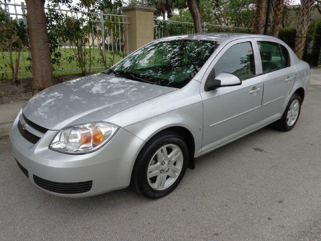 2006 CHEVROLET COBALT LT SEDAN silver great condition 2006 chevy cobalt lt sedan low original mil