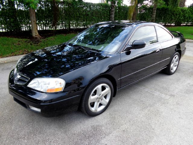 2001 ACURA CL 32CL TYPE-S black what a beauty up for sale 2001 acura 32 s type one owner only