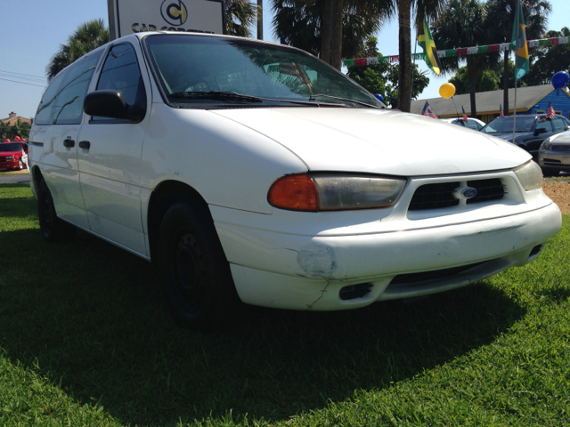 1998 FORD WINDSTAR CARGO VAN unspecified we have finincing available for those with less than perf