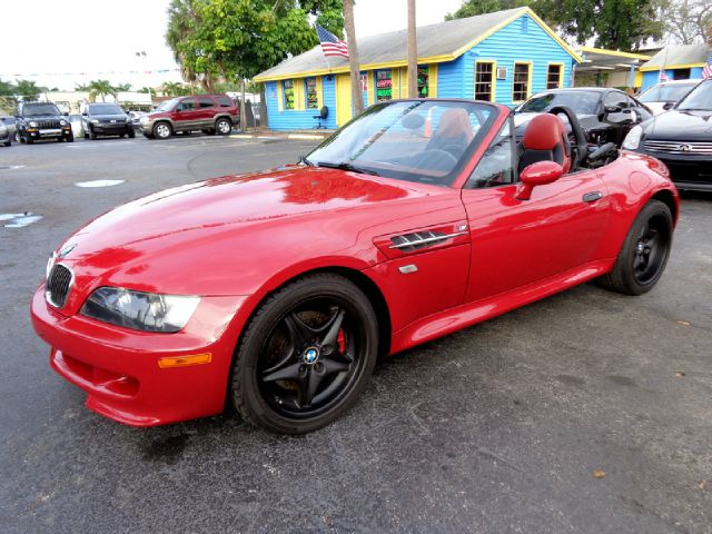 2000 BMW M ROADSTER BASE red sporty m series 2000 bmw convertible roadster with 5-speed manual tra