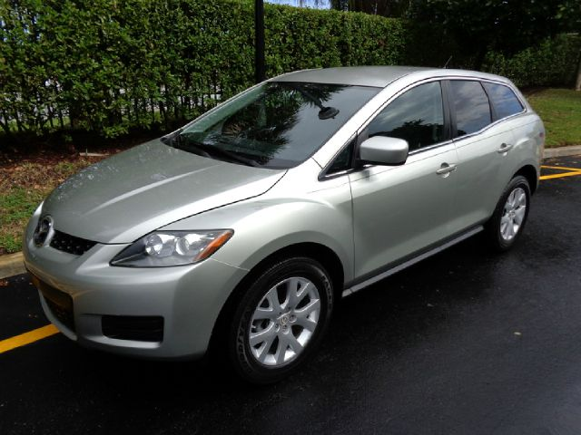 2007 MAZDA CX-7 GRAND TOURING silver beautiful 2007 mazda cx-7 suv super smooth driver economica