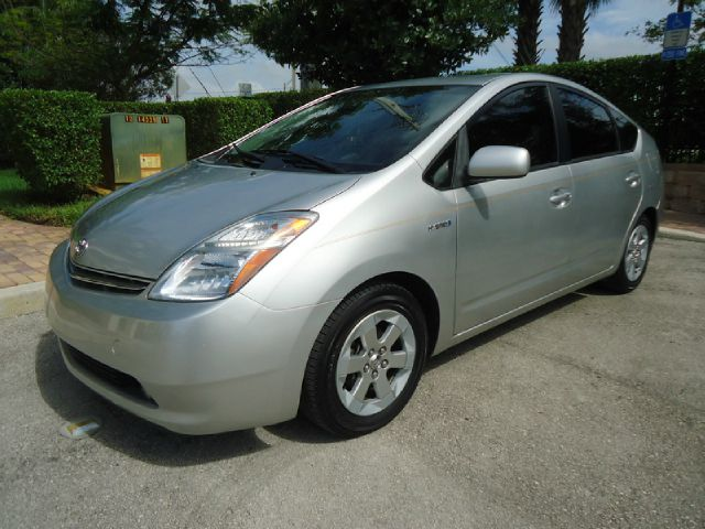 2008 TOYOTA PRIUS HYBRID silver all power equipment on this vehicle is in working orderit has nav