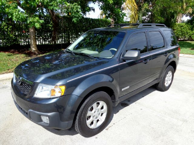 2008 MAZDA TRIBUTE I TOURING FWD gray 2008 mazda tribute suv very convenient very dependable gr