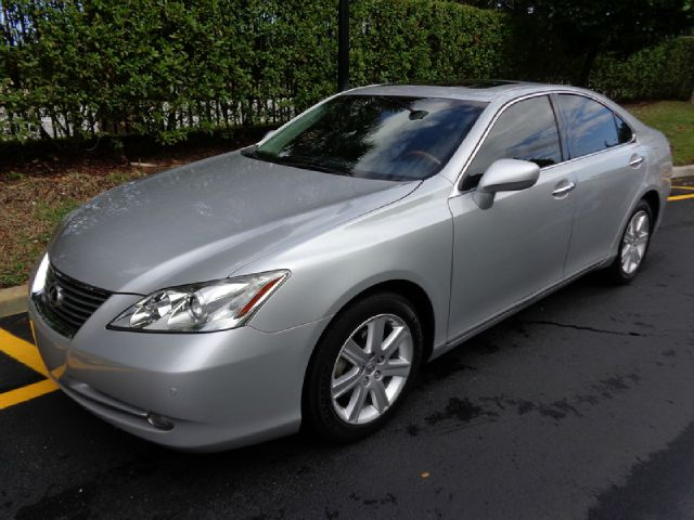 2008 LEXUS ES 350 SEDAN silver loaded up 2008 lexus es 350 luxury sedan navigation rear camera