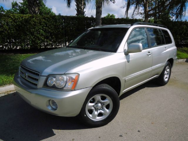 2001 TOYOTA HIGHLANDER silver all electrical and optional equipment on this vehicle have been chec