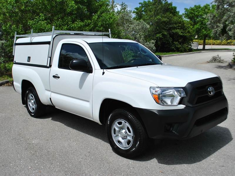2013 toyota tacoma base 4x2 2dr regular cab 6 1 ft sb 4a in north lauderdale fl car concepts. Black Bedroom Furniture Sets. Home Design Ideas