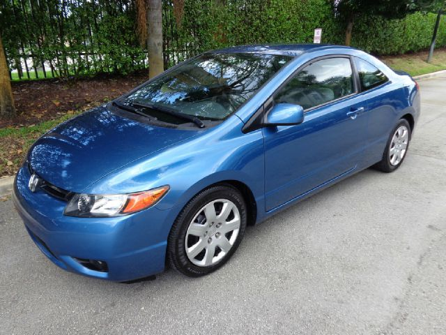 2006 HONDA CIVIC LX COUPE AT metallic blue excellent condition 2006 honda civic coupe you wont
