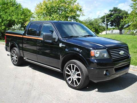 2008 Ford F-150 for sale in North Lauderdale, FL
