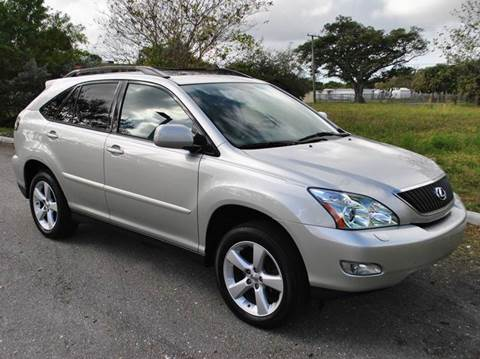 used 2007 lexus rx 350 for sale in florida. Black Bedroom Furniture Sets. Home Design Ideas