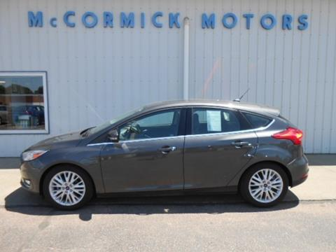 2015 Ford Focus for sale in Salem SD