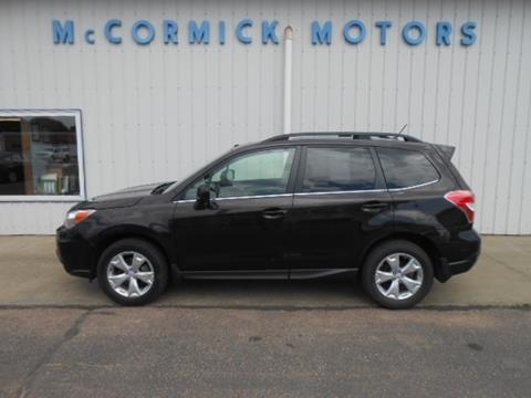 2014 Subaru Forester for sale in Salem SD