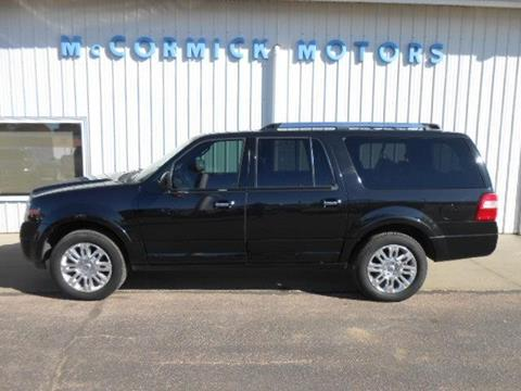 2012 Ford Expedition EL for sale in Salem, SD