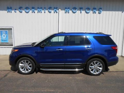 2013 Ford Explorer for sale in Salem, SD