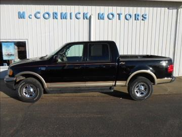 2001 Ford F-150 for sale in Salem, SD
