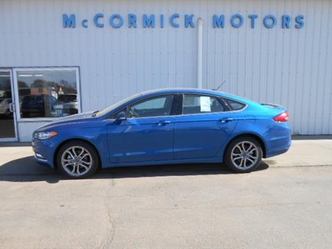 2017 Ford Fusion for sale in Salem, SD