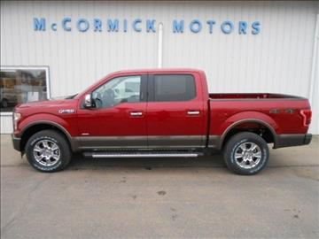 2017 Ford F-150 for sale in Salem, SD