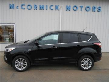 2017 Ford Escape for sale in Salem, SD
